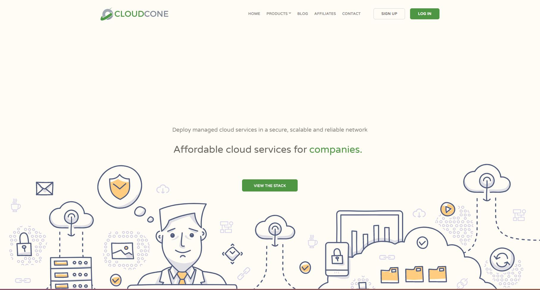 cloudcone:新开Windows系列VPS,$17.49/月,4G内存/3核/60gSSD/3T流量