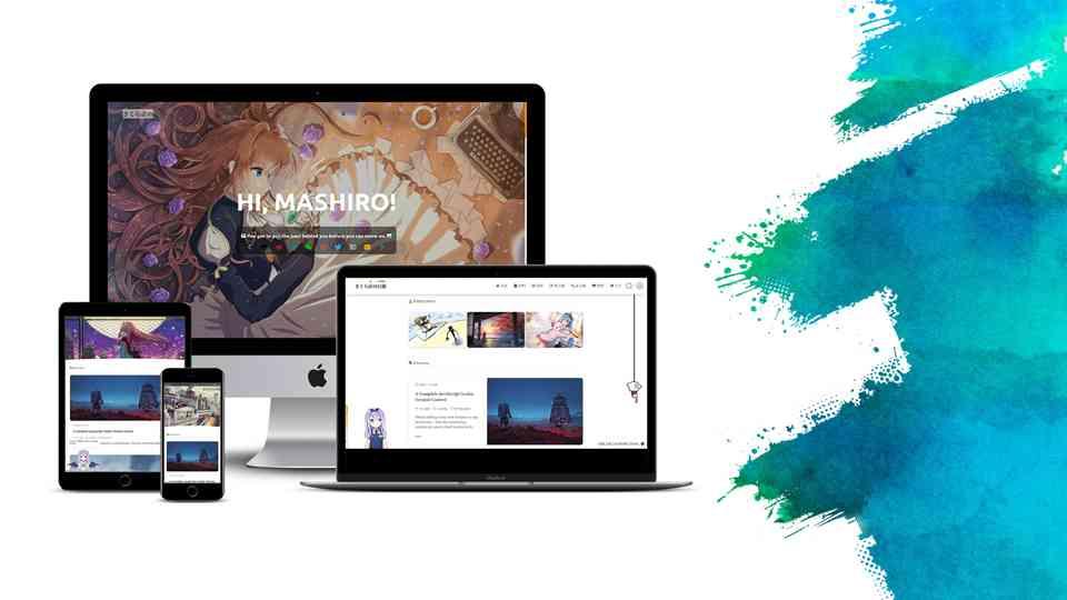 Sakura - 单栏WordPress博客主题 开源 免费