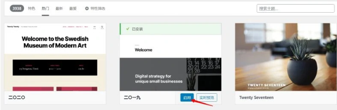 WordPress主题安装方法有哪些? (https://www.yunsxr.com/) WordPress入门 第3张