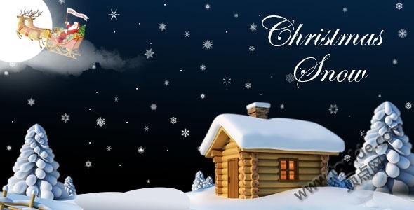 Christmas Snow – 圣诞飘雪 WordPress 插件