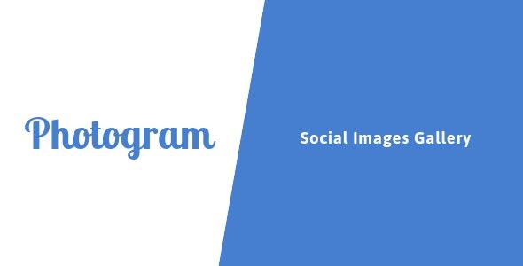 Photogram – PHP社交图片库源码