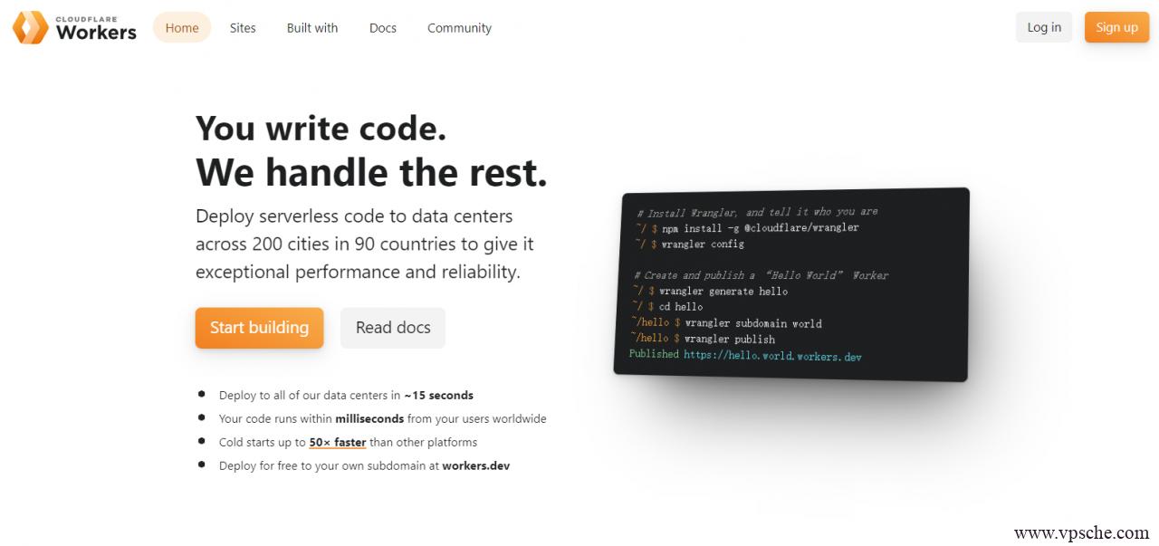 【教程】使用 CF-Worker-Dir 在 Cloudflare Worker 上免费搭建导航网站