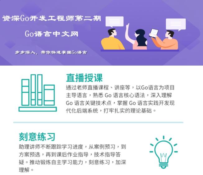Go中文网资深Go工程师
