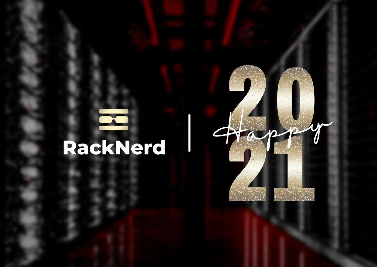 #新年促销#RackNerd 2021新年KVM 1核1G2T流量年付低至14.38美元