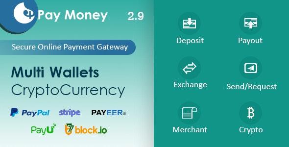 PayMoney – Secure Online Payment Gateway