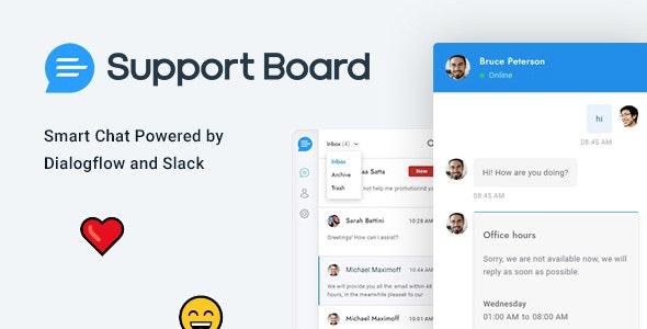 Support Board 3.2.6 – wordpress聊天插件